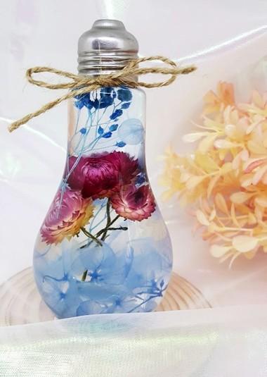 孟澧花坊-燈泡浮游花