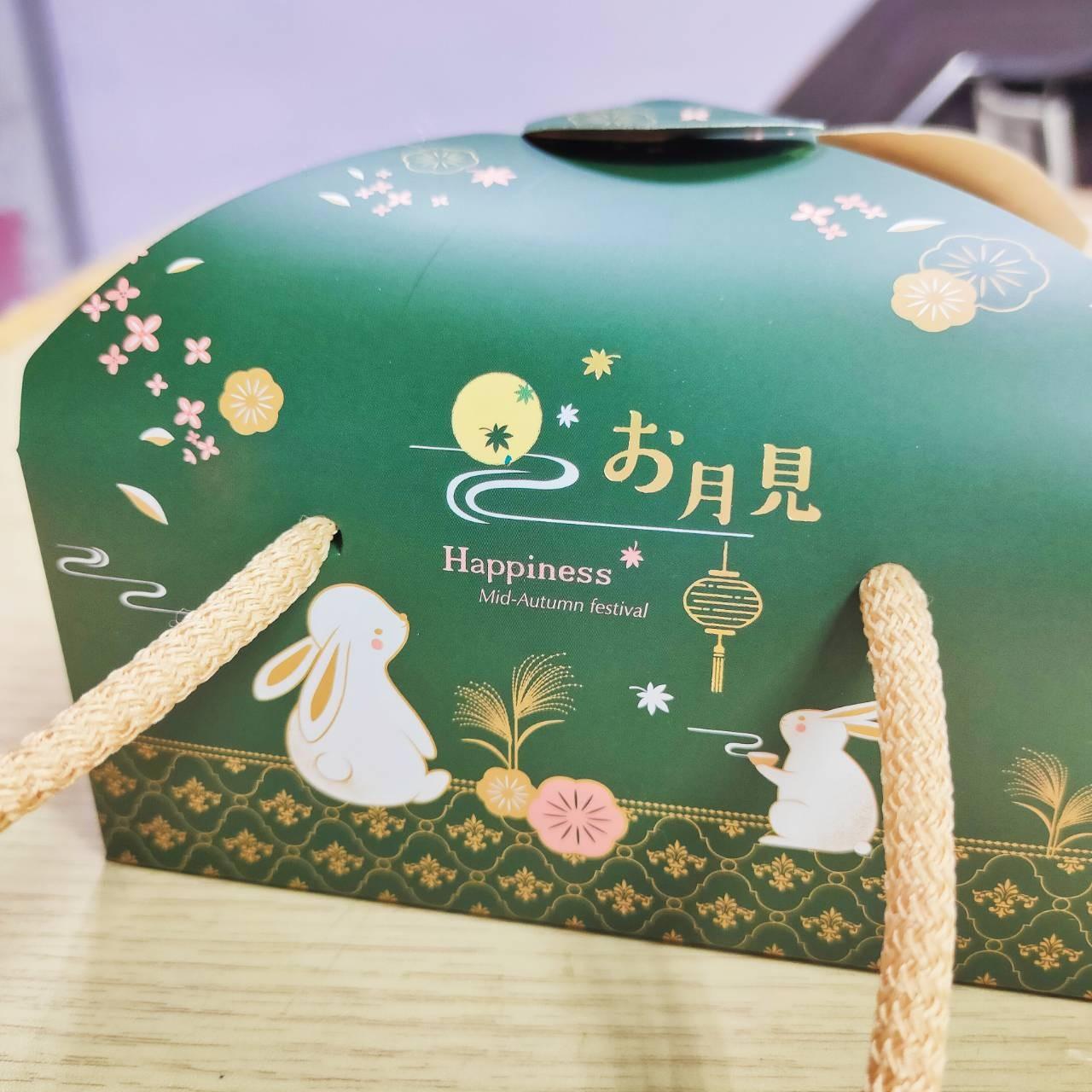 4入綠兔禮盒