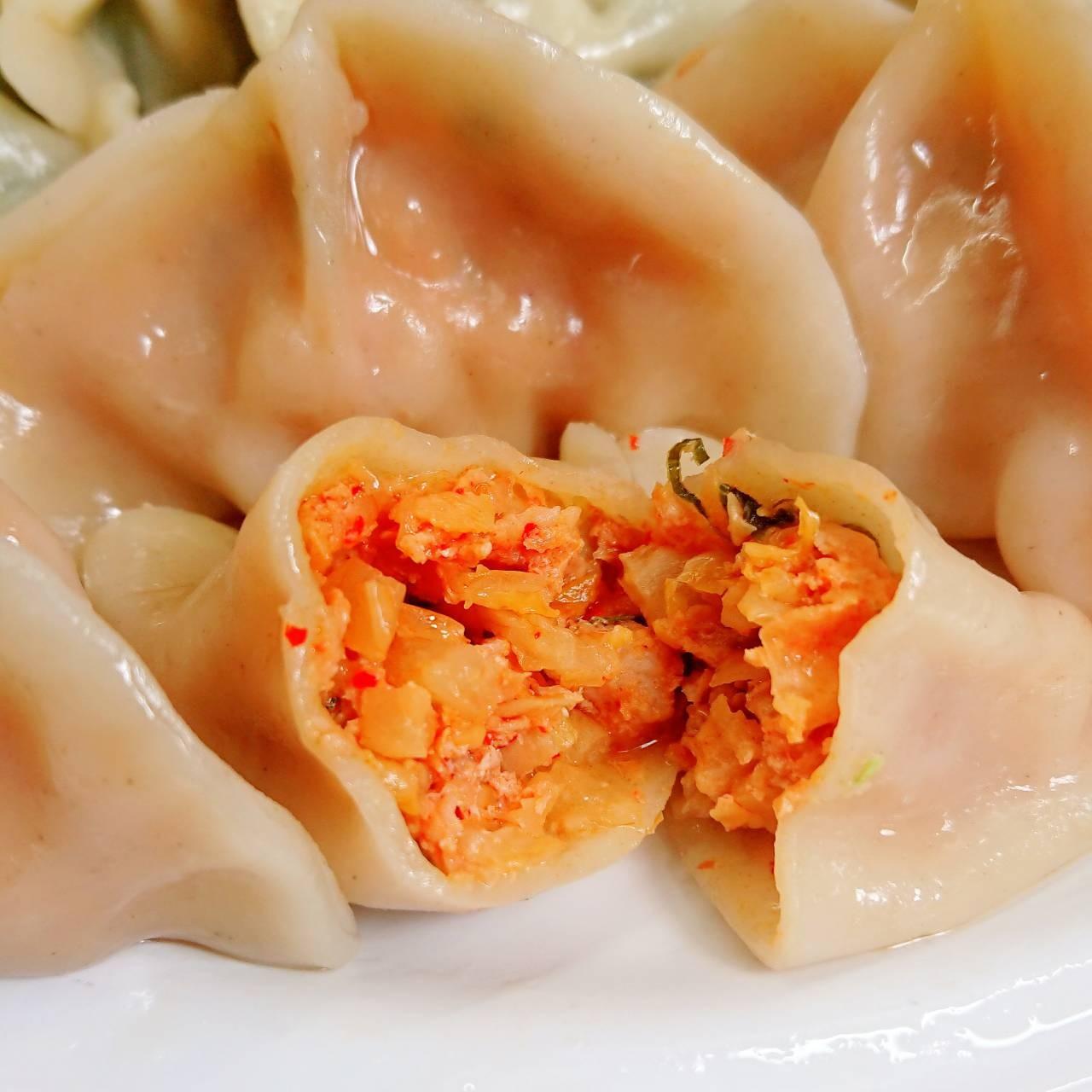 【冷凍料理包】泡菜豬肉水餃