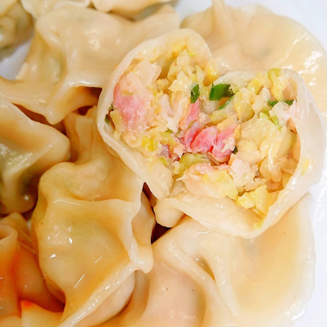 【冷凍料理包】高麗菜豬肉水餃