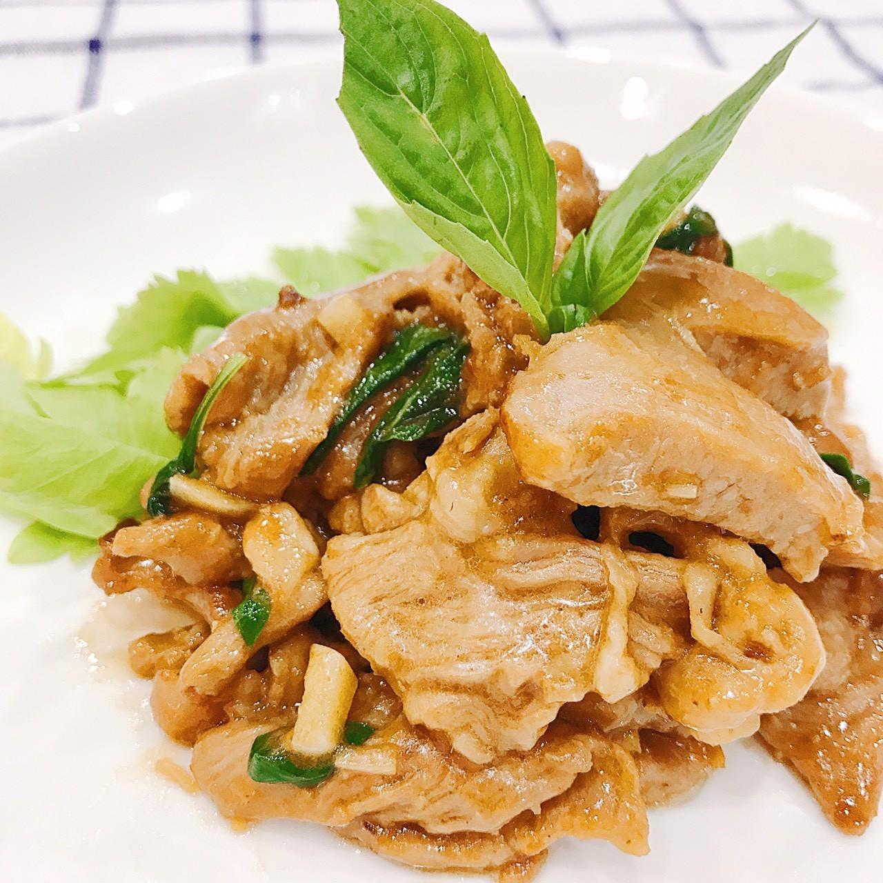 主廚私房菜:九層炒羊肉