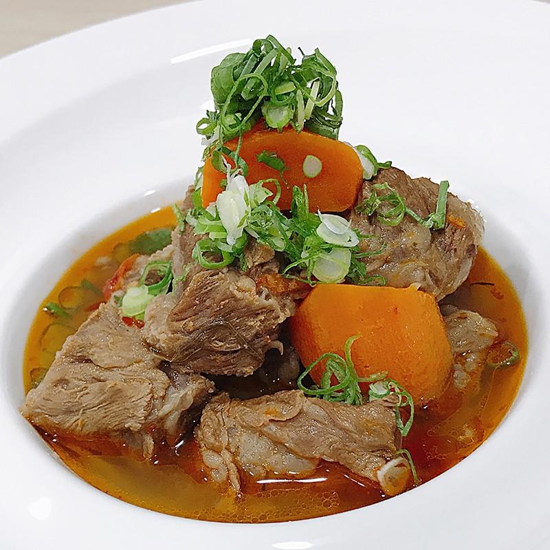 主廚私房菜:紅燒牛肉