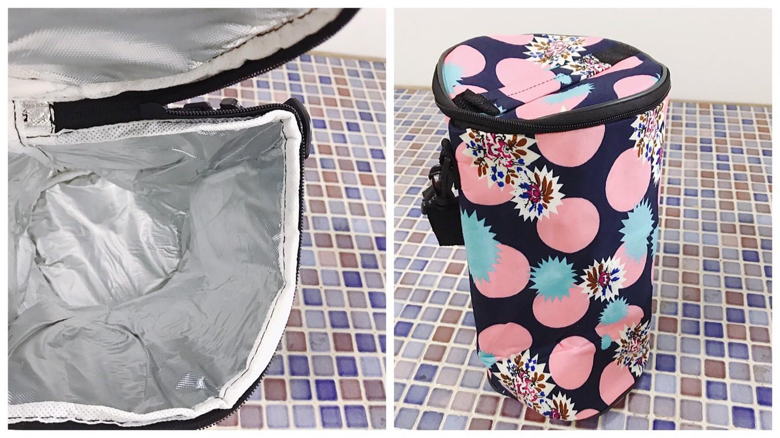 搭伙餐-圓筒型餐盒袋