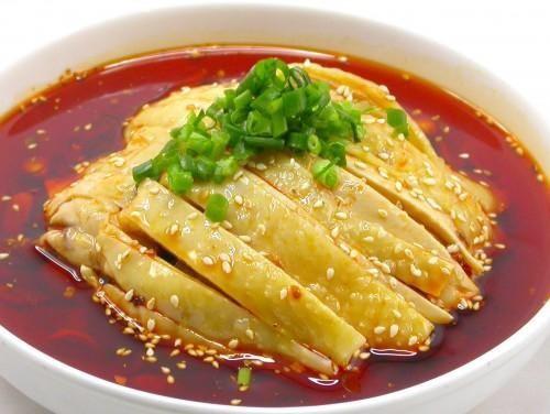 【冷凍料理包】川味口水雞