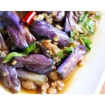 主廚私房菜:魚香茄子