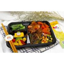 輕食餐盒-紅燒牛腩飯