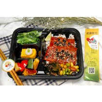 輕食餐盒-蒲燒鰻魚飯