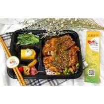 輕食餐盒-椒麻雞腿飯