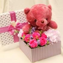 熊熊愛上你禮盒