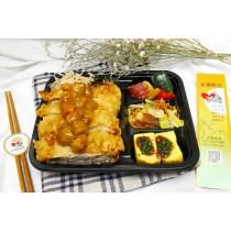 輕食餐盒-咖哩雞腿飯