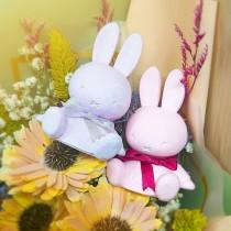 傢飾藝品-米飛兔擴香石