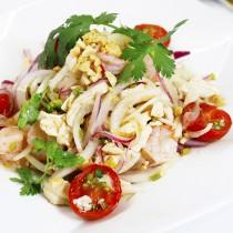 主廚私房菜:泰式涼拌蝦