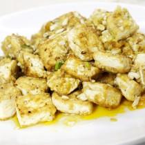 主廚私房菜:黃金豆腐