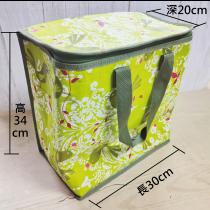 綠方型大餐袋