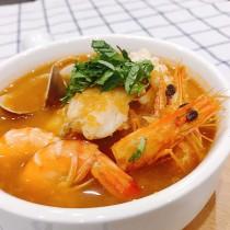 主廚私房菜:法式馬賽鮮魚湯