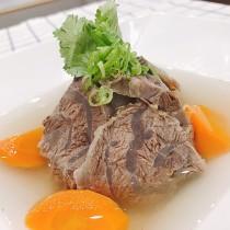 主廚私房菜:清燉牛肉湯