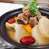 主廚私房菜:一品羊肉湯